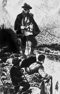 Олекса Довбуш 1940 г.