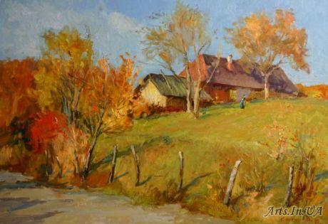 Осінь в Домашин