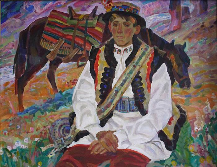 Парень из Яворова. 1984 г.