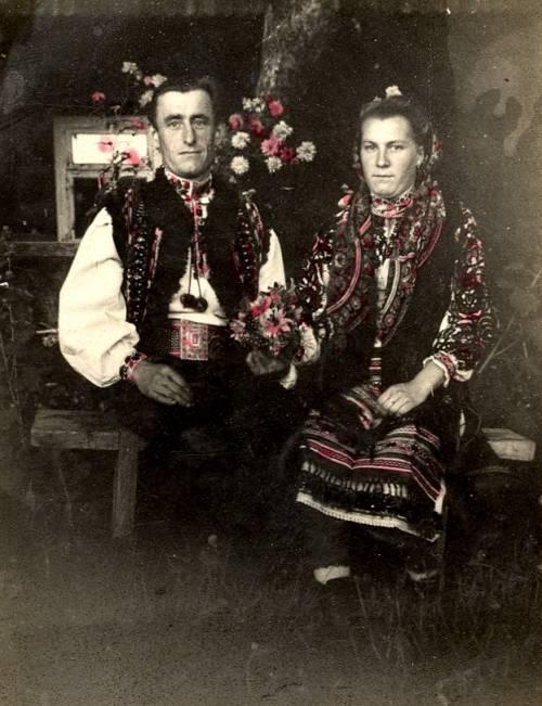Василина и Иван Пуцаруки.