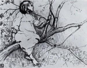 Весна 1913 г.
