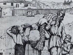 За океан 1914 г.
