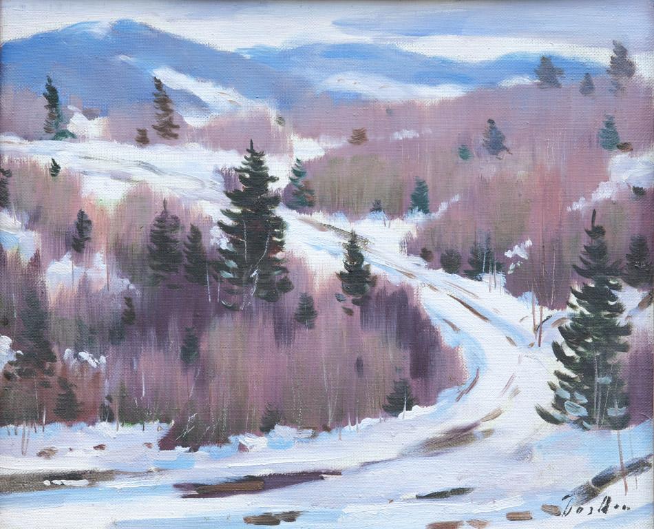 Зимова дорога1979