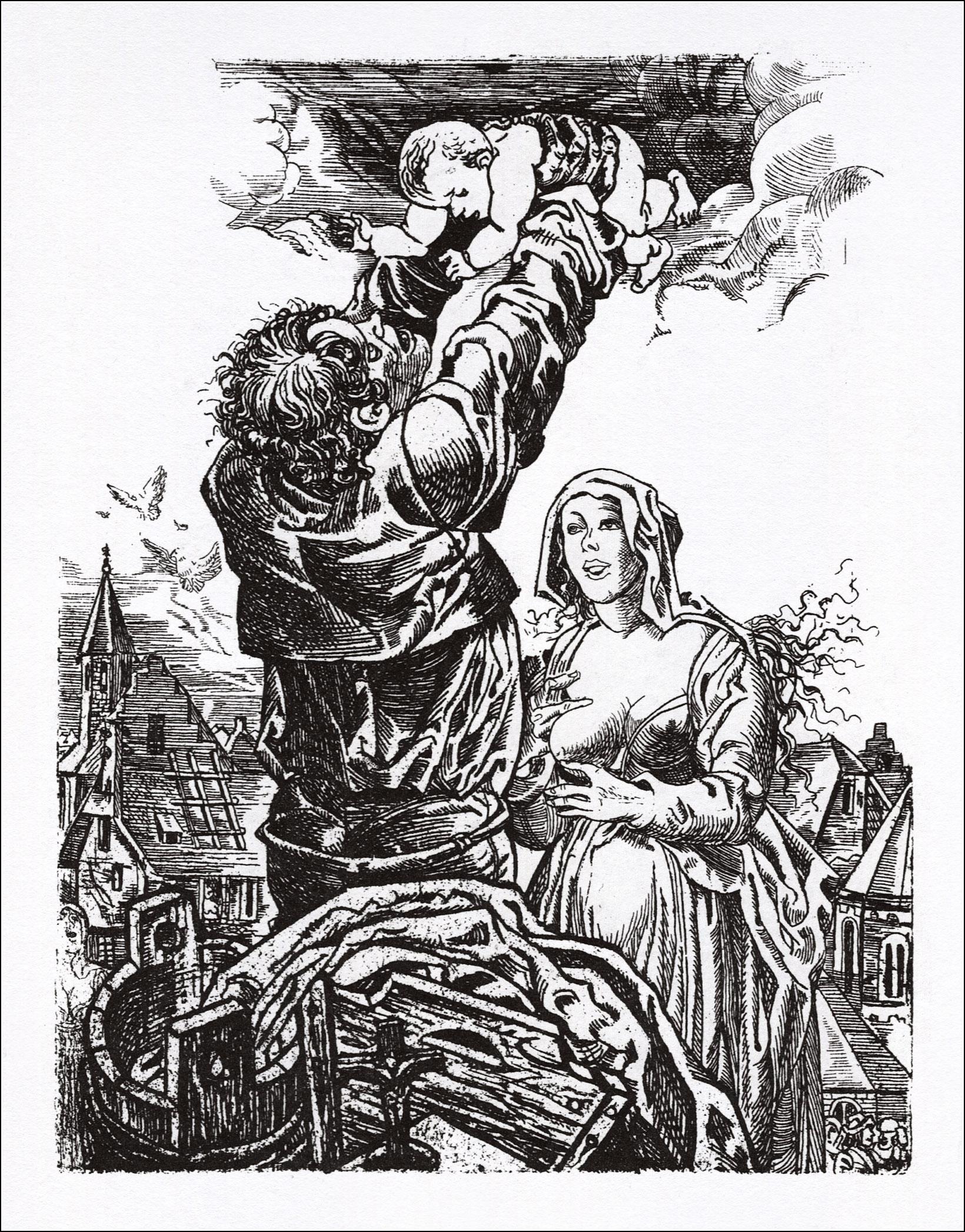 Легенда про героїчні,веселі і славетні пригоди Уленшпігеля1