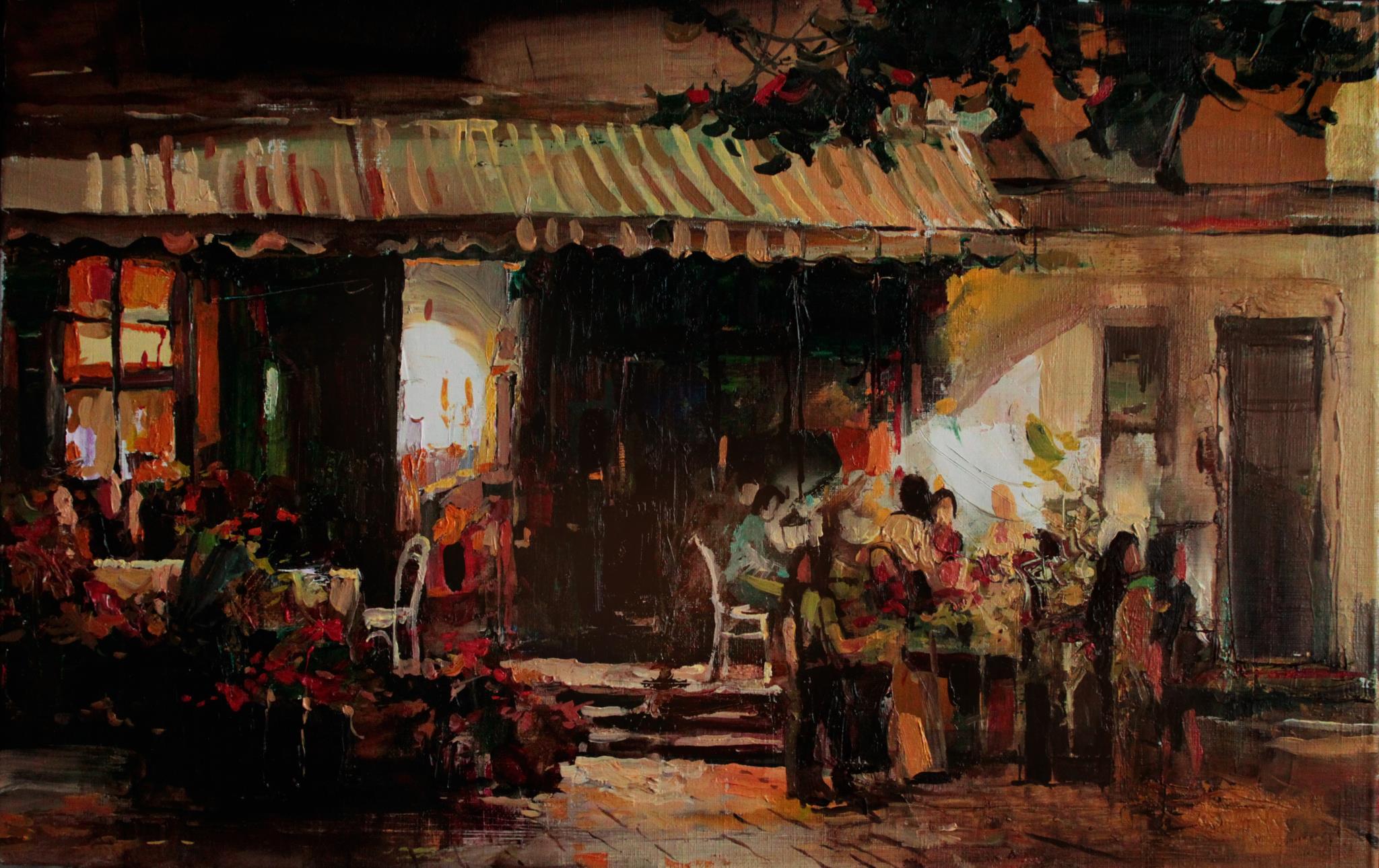 вечірня кава 2012