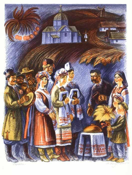 Микола Богданець. Перейма.