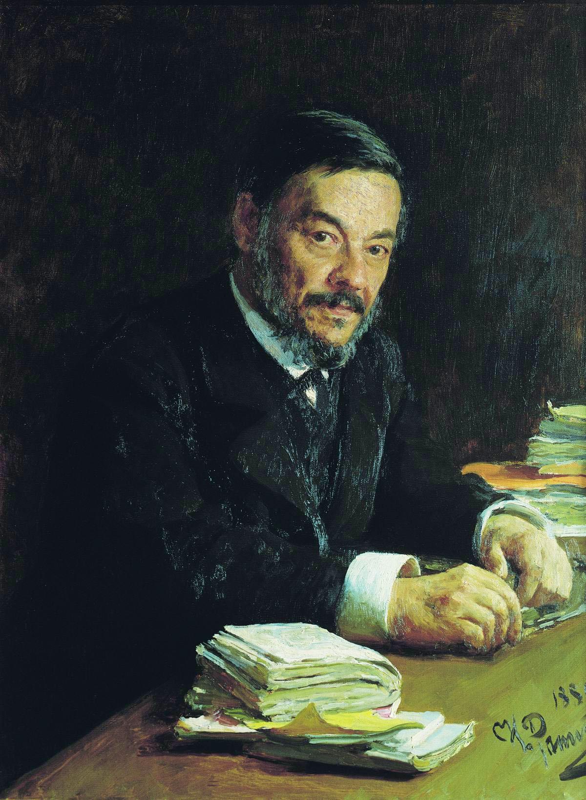 Портрет И.М.Сеченова