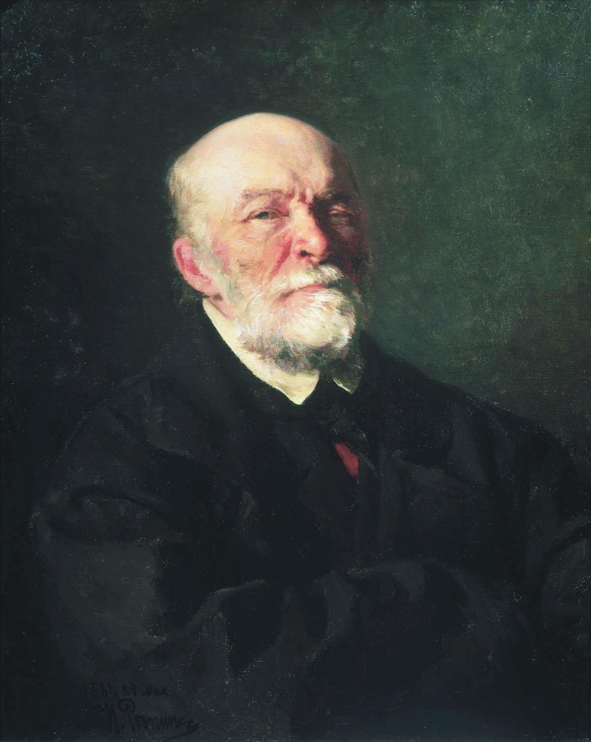 Портрет Пирогова