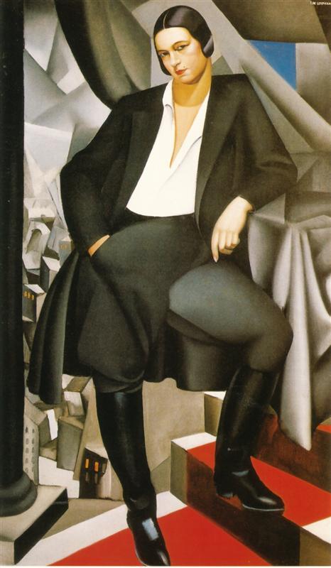 Портрет графини де Ла Саль
