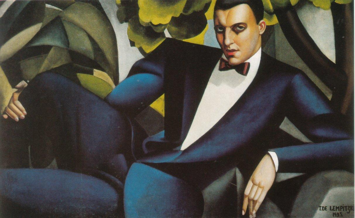 Портрет маркиза д'Аффлито