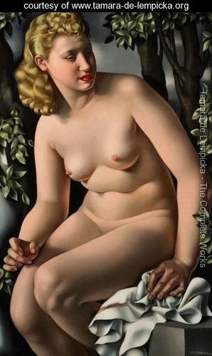 Suzanne-Bathing,-c.1938