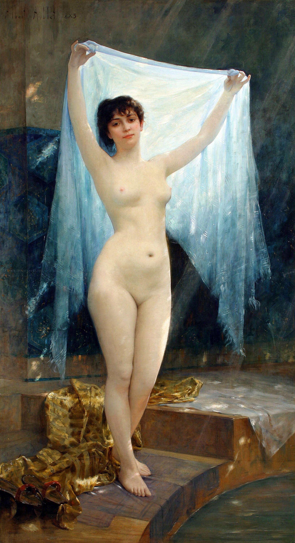 Albert Aublet, 1851-1938. Источник. Частная коллекция
