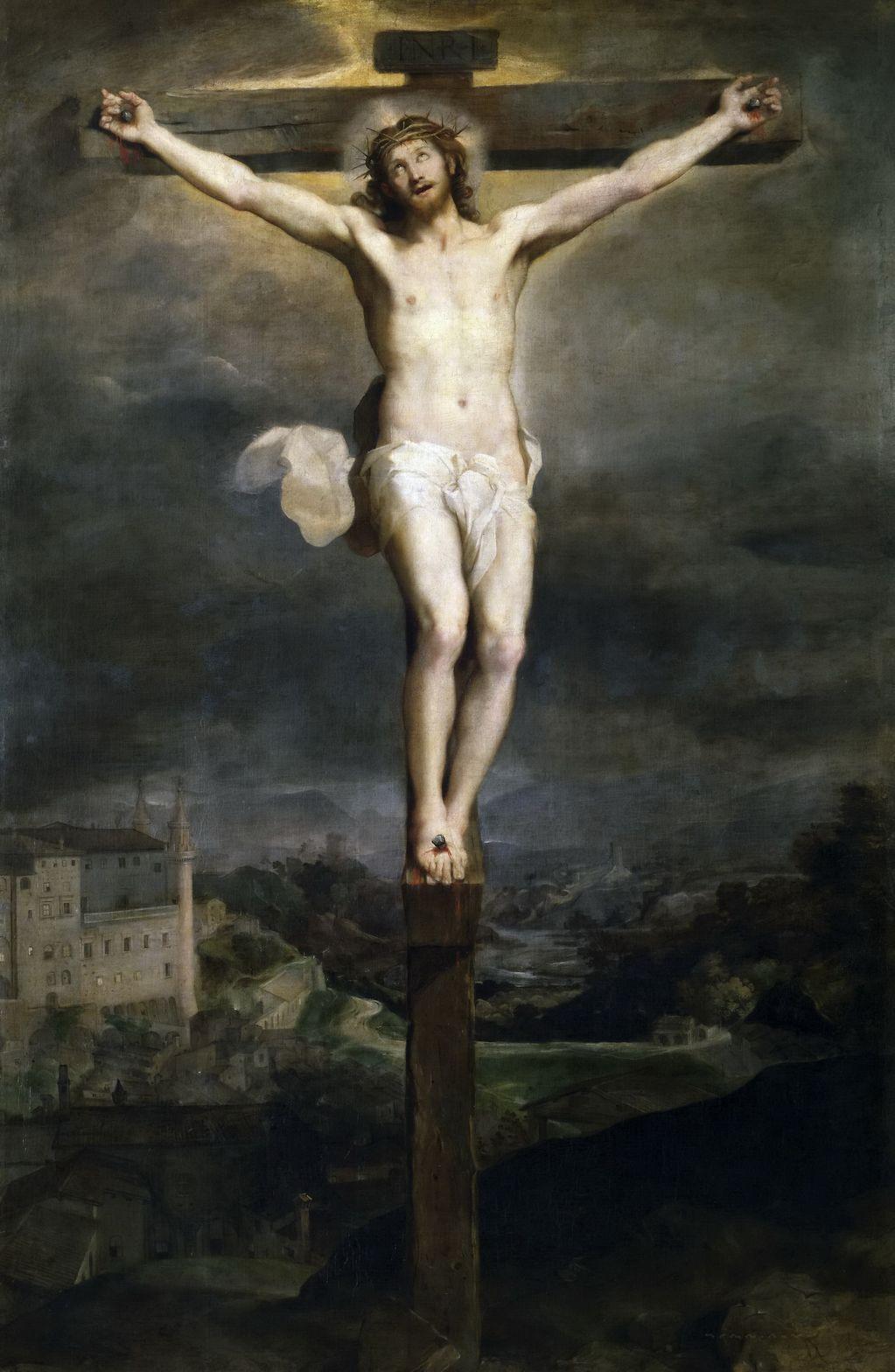 Бароччи, Федерико (1526 — 1612) Распятие