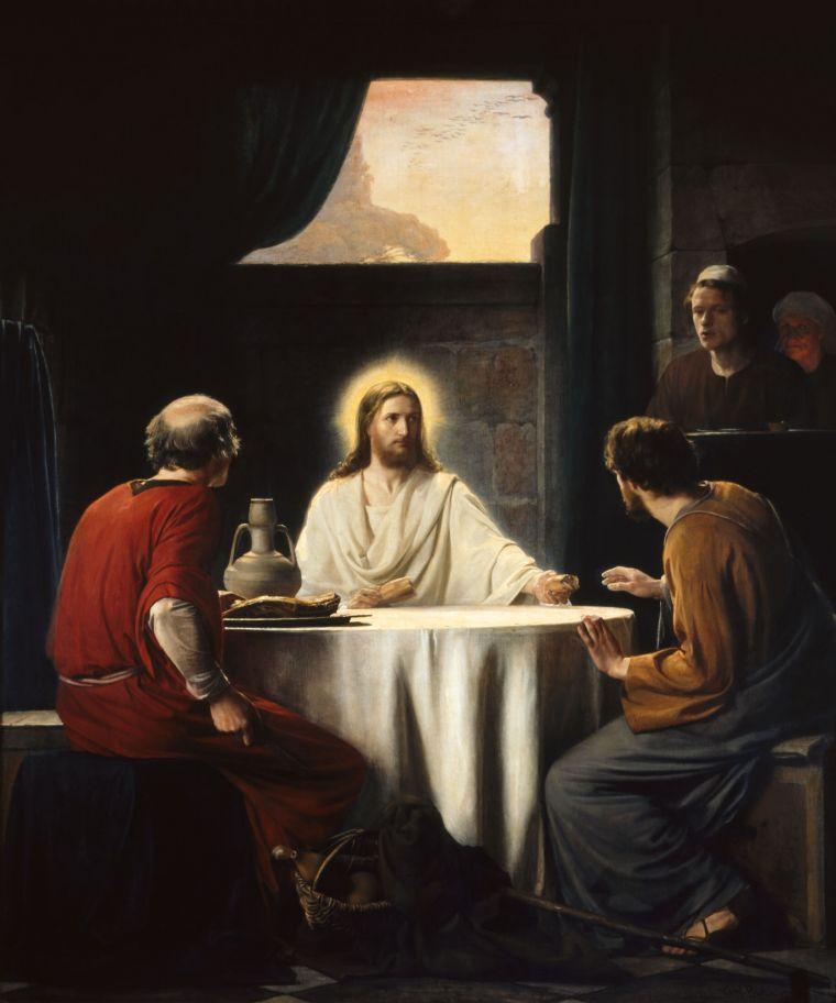 Christ Emaus (1875)