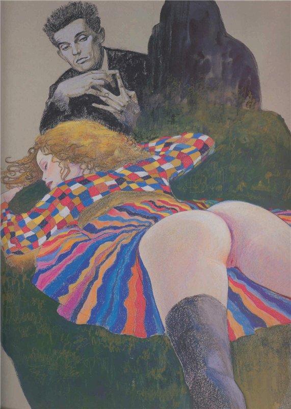 Эгон Шиле (Egon Schiele, 12 июня 1890, Тульн-на-Дунае - 31 октября 1918, Вена)