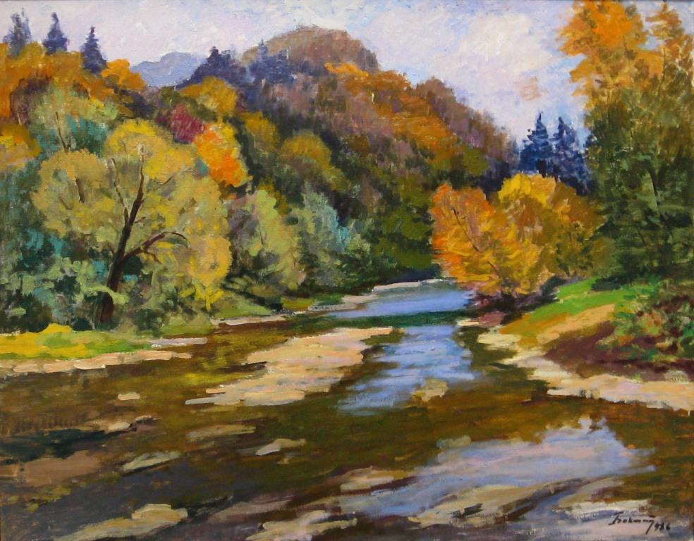 Горная-река