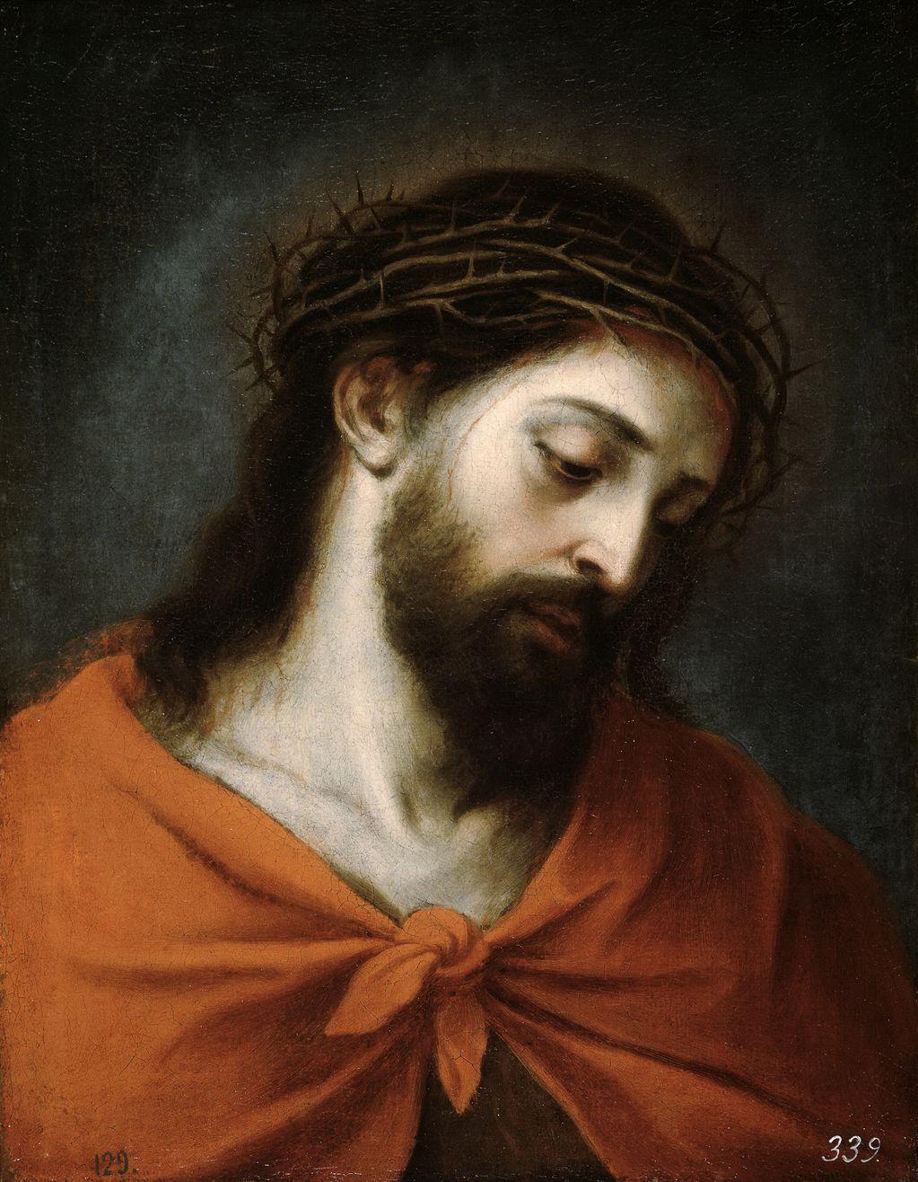 Мурильо Бартоломе Эстебан (1617-1682) Ecce Homo