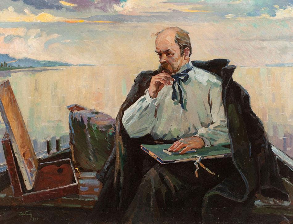 Николай ДУБИНА Шевченко