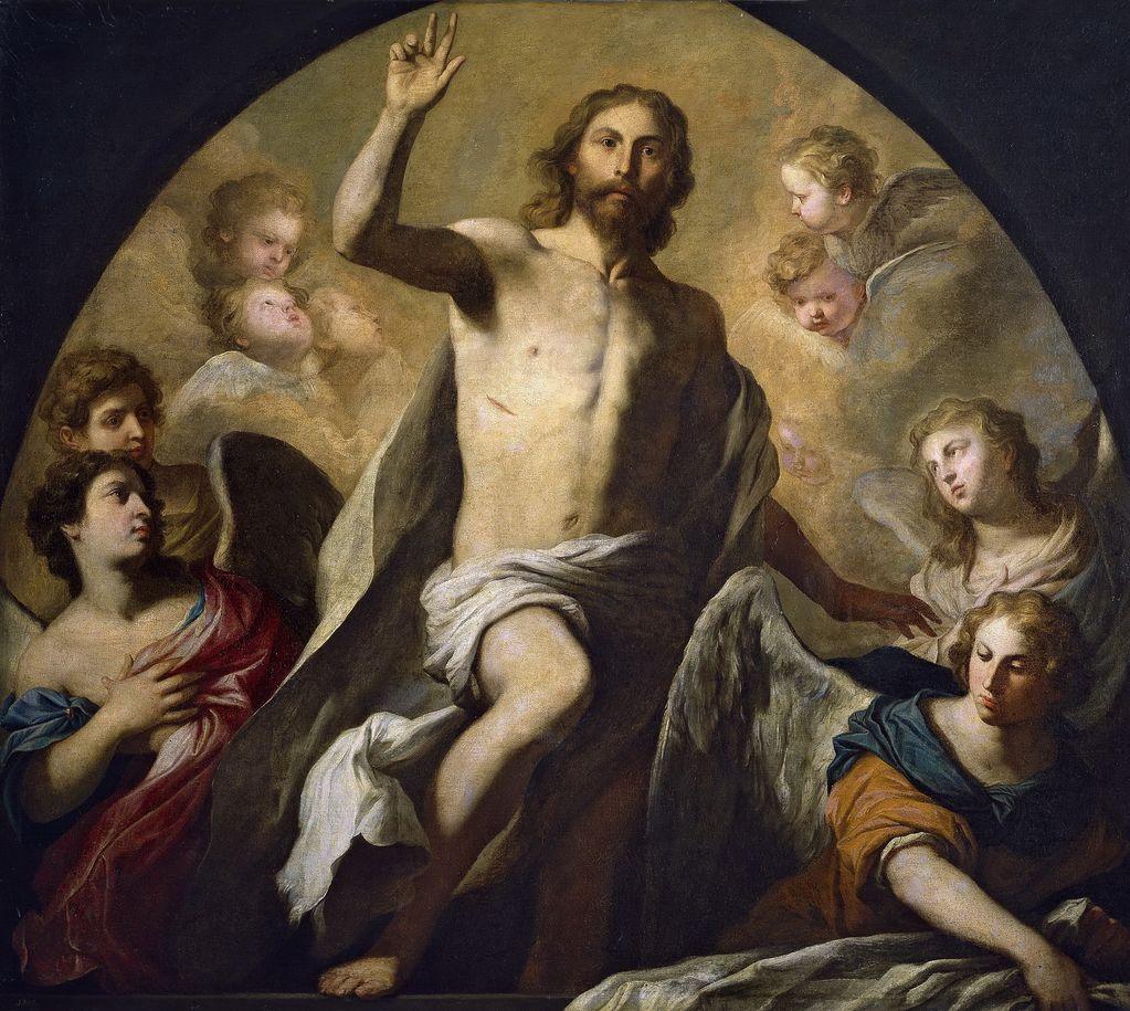 Новелли Пьетро (1603-1647) Воскресение Христово