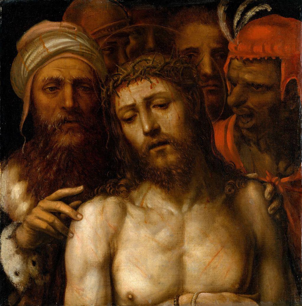 Содома (1477-1549) - Христос в терновом венце
