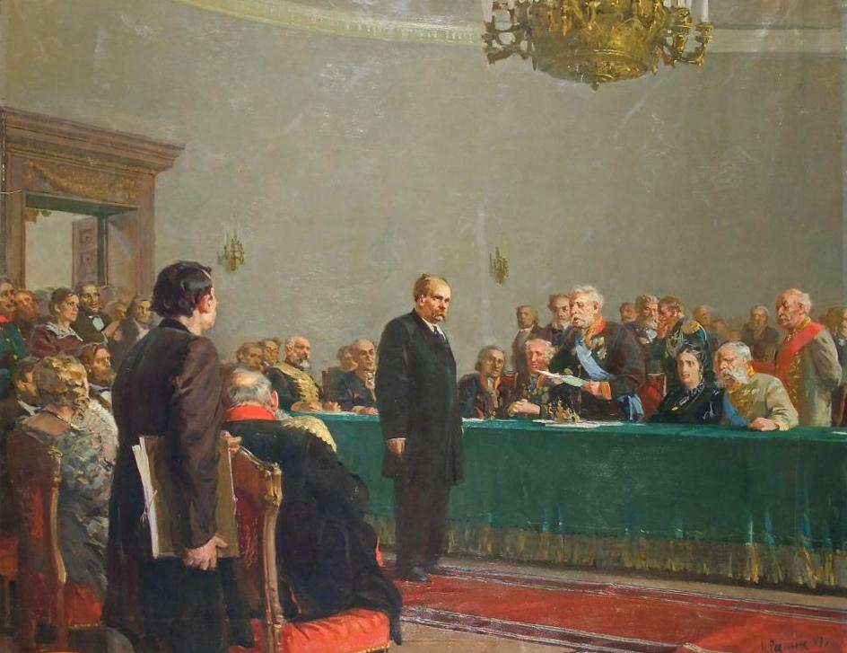 В 1860 году совет Академии художеств удостоил Тараса Григорьевича звания академика гравюры.