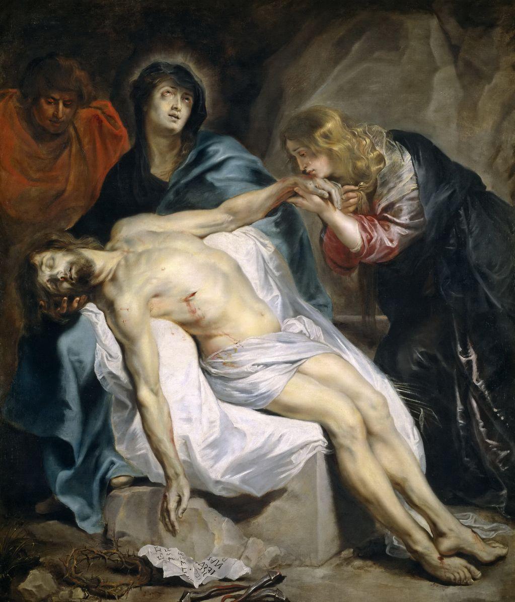 Ван Дейк, Антонис (1599 — 1641) Пьета