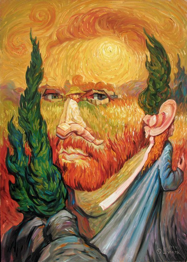 Двійний портрет Ван Гога