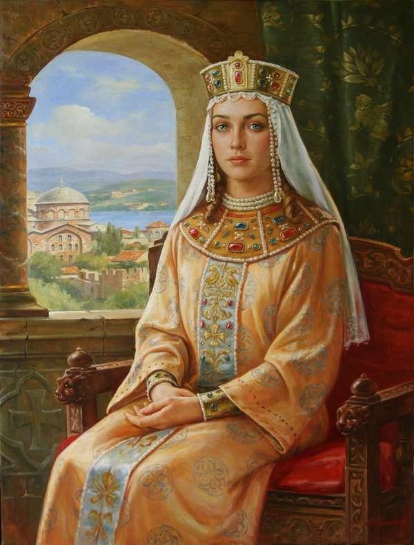 Ирина Володаровна