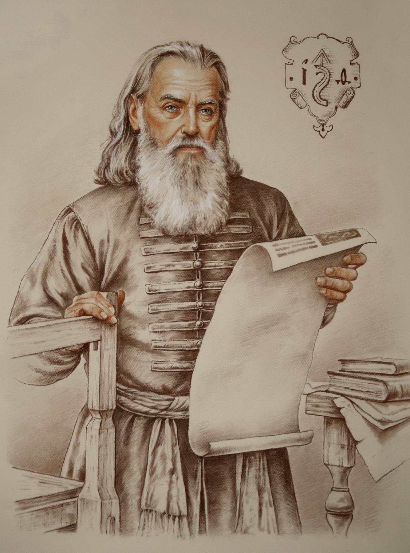 Иван Федорович(Федоров)
