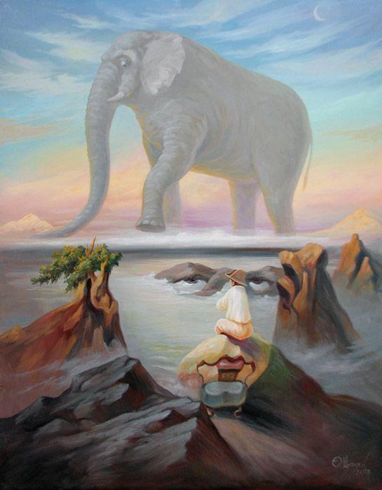 Наполеон і слон