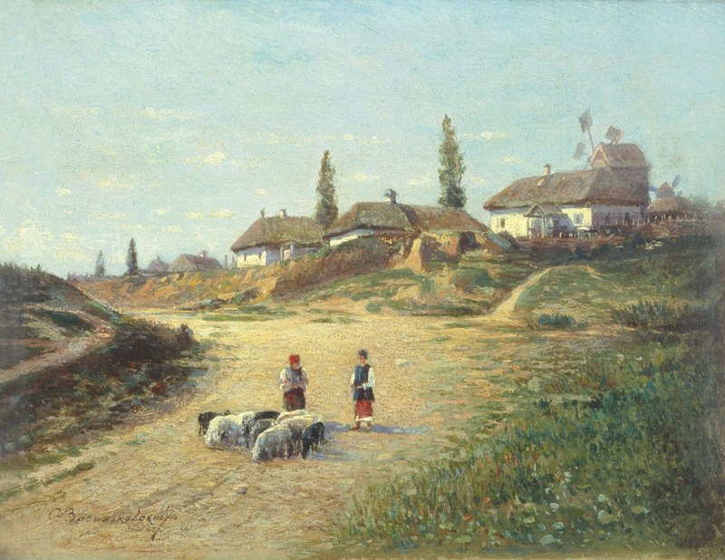 Околиці Полтави