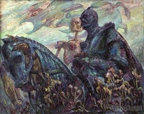Рыцарь и смерть