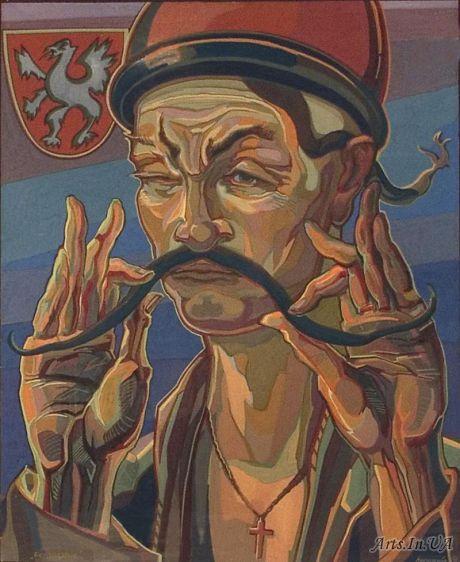 Серия работ Геральдика земель Украины.Белзщина1