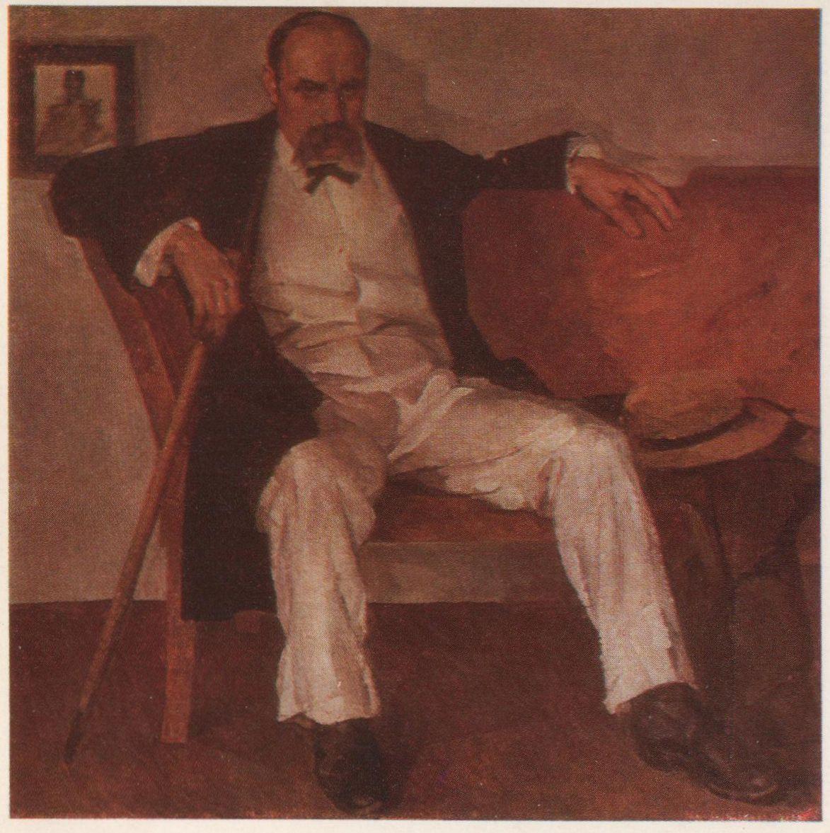 Т.Г.Шевченко. 1928-1929