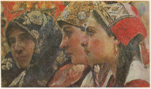 Три віки. 1913