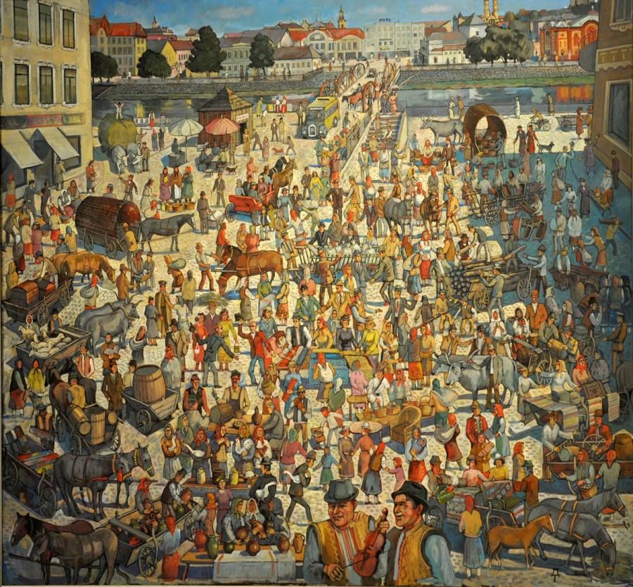 Ужгородская ярмарка
