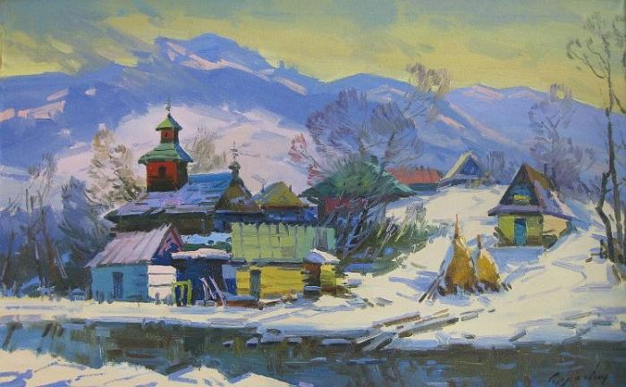 Зимний поклон