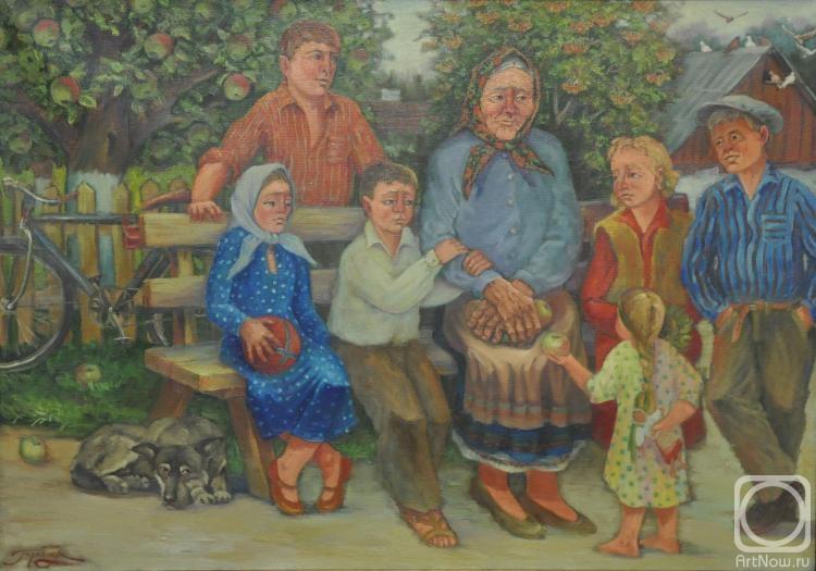 Бабушкины воспоминания