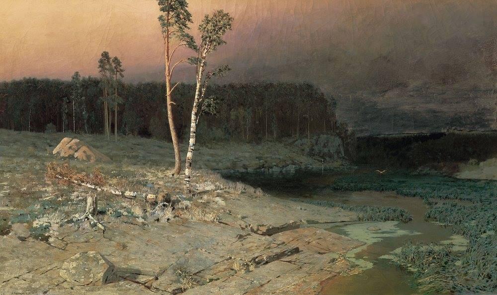 На острові Валаамі 1873
