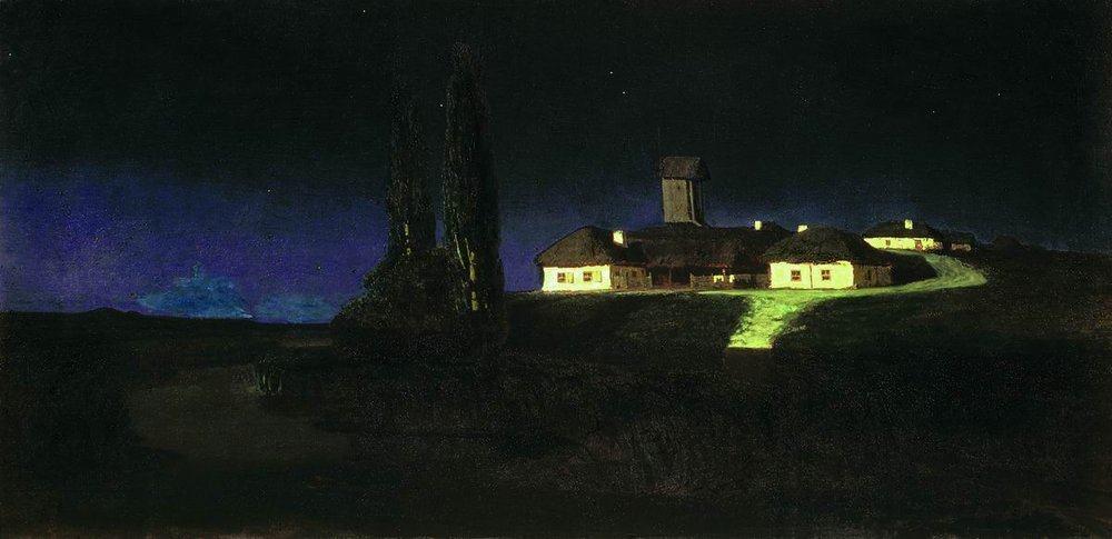 Українська ніч, 1876