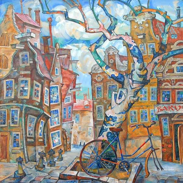 В старому Амстердамі