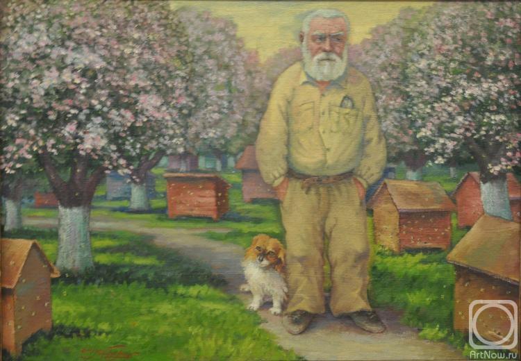 Весенние хлопоты пчеловода