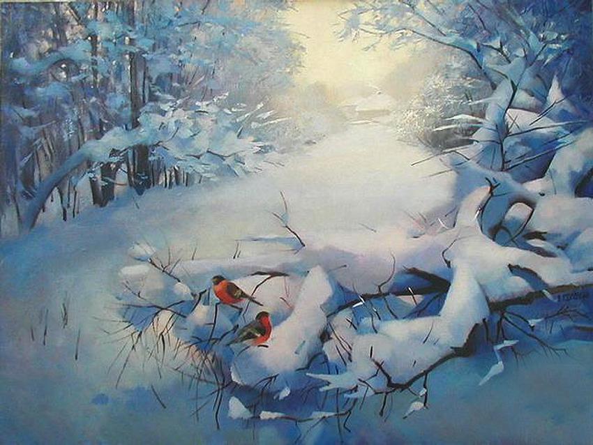снігурі