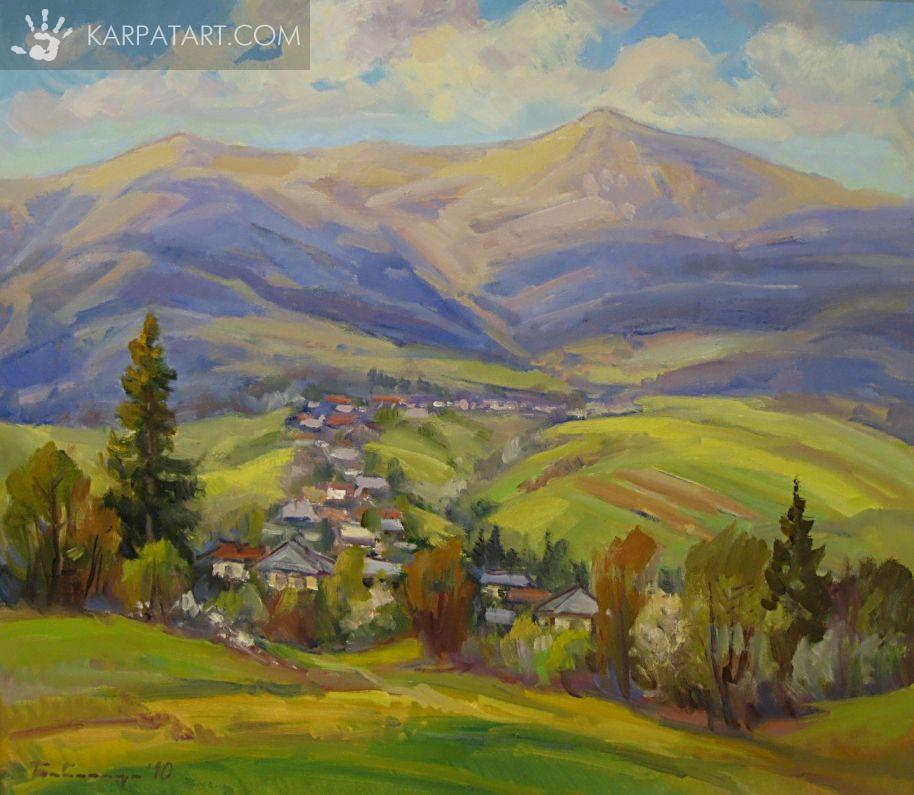 Гора Пікуй