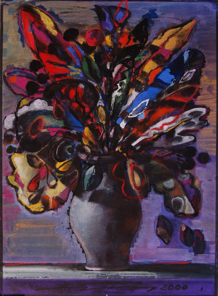 Осенний букет, 2000