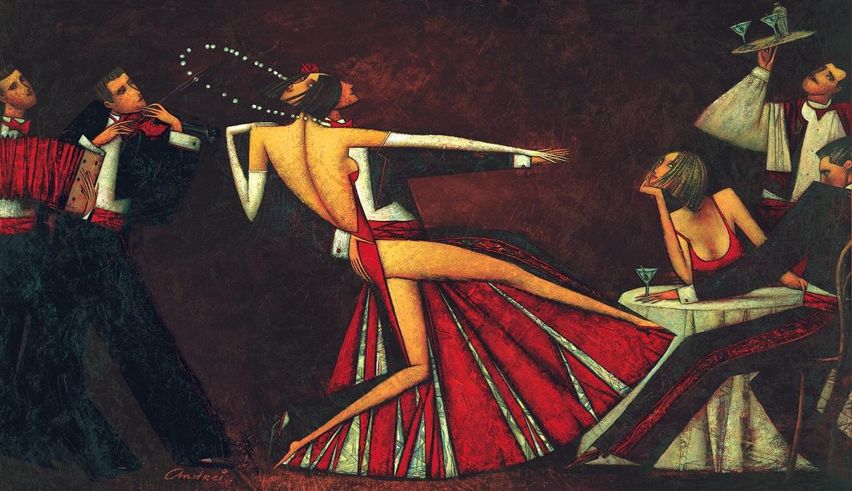 Tango+Romance