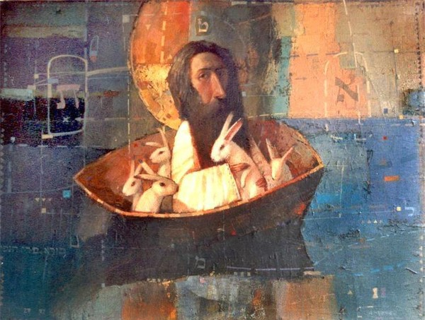 Антонюк.Христос-Мазай