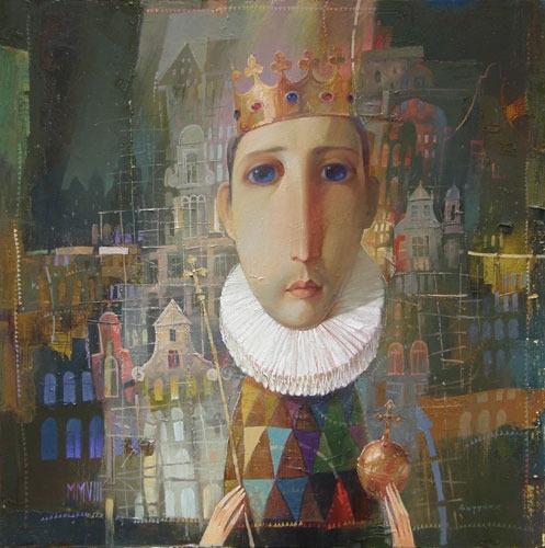 Молодой король старого государства
