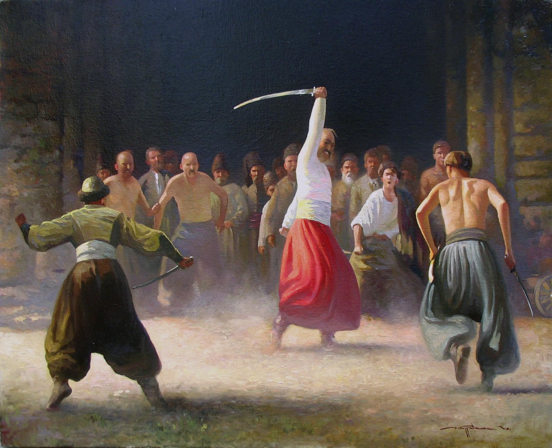 Бойове хрещення
