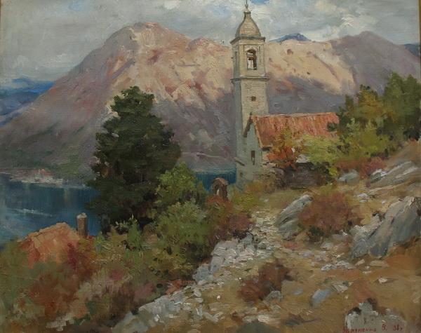 Черногория. Церковь Св. Ильи